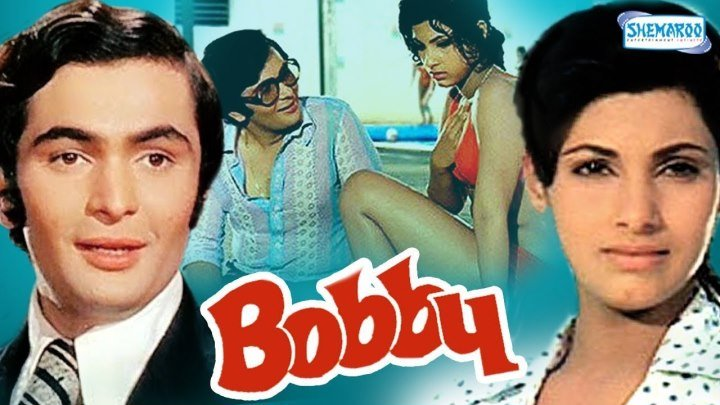 Бобби HD(Мелодрама)1973Профес.Многоголосый
