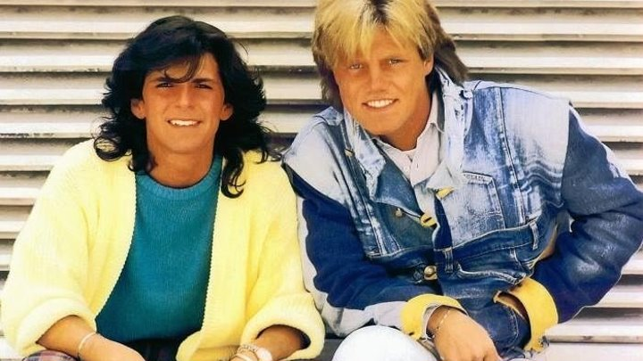 "Modern Talking - ""You Can Win If You Want"""