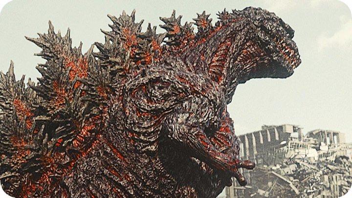 Годзилла: Возрождение 2016 Япония ужасы, фантастика, боевик, драма, приключения