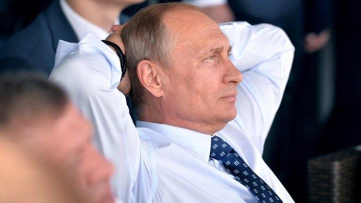 """Любимая песня Путина """"Так скучала я..."""" (Автор ролика Кречина Людмила.)"""
