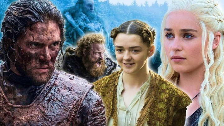 Игра престолов 7 сезон (2017) HD