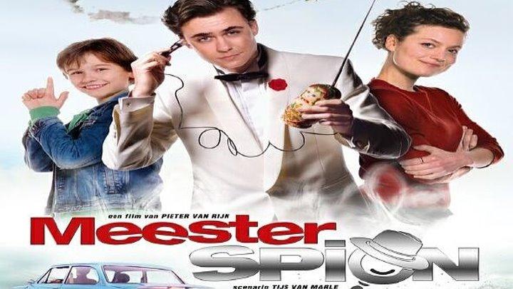 Мастер-шпион Комедия, Приключения, Семейные, Фильмы 2016