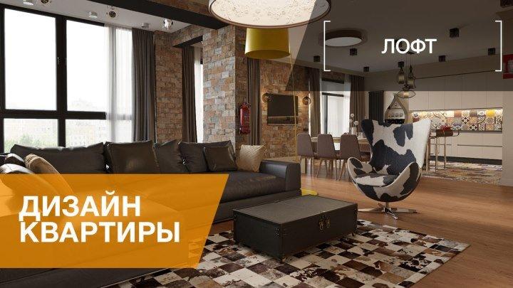 Интерьер пространства кухни-гостиной в квартире в ЖК Duderhof Club, 182 кв.м.