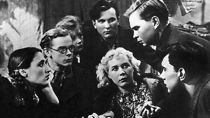 Молодая гвардия 1-я Серия HD(1948) Драма,Военный