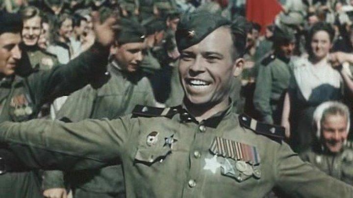 """""""Падение Берлина"""" (1949) Серия - 2"""