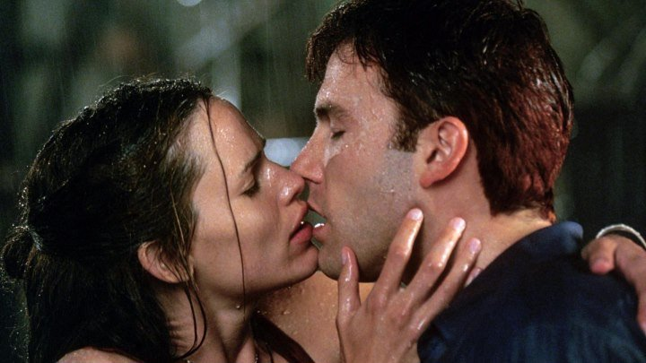 Moby - Porcelain (Love Story from film 'Daredevil' 2003)