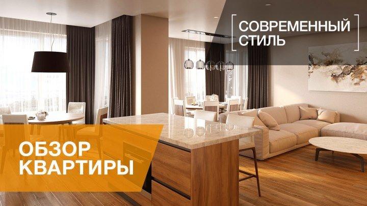 Интерьер квартиры в современном стиле, ЖК «Дом у березового сада», 168 кв.м. Дневник дизайнера.