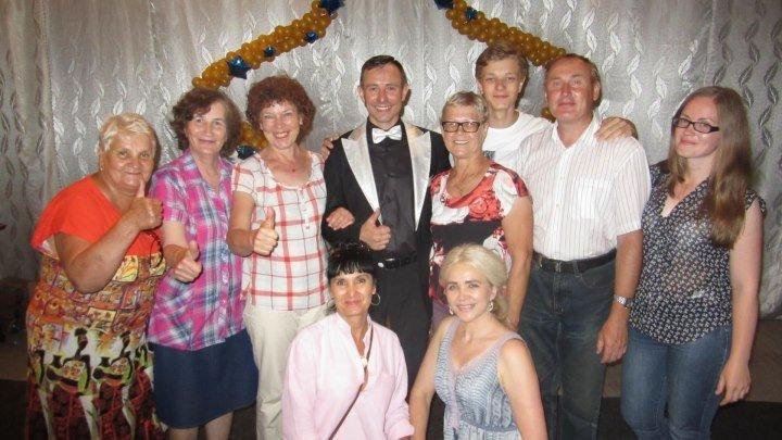 265.23 июня Олег Алейников - фокусник в клубе ВОГ (Барнаул)...2 часть...))