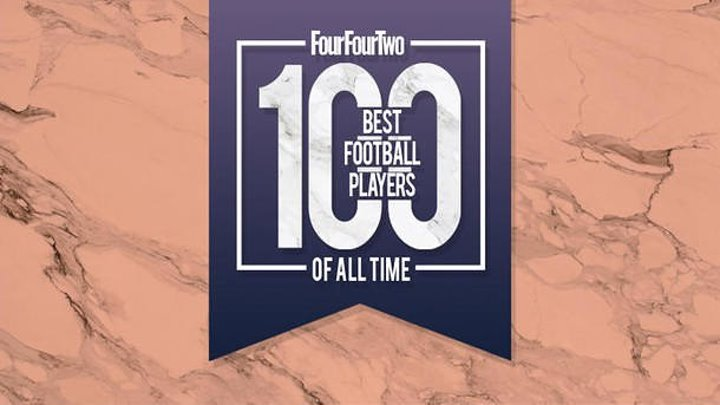 Топ-100 величайших игроков в истории футбола по версии FourFourTwo