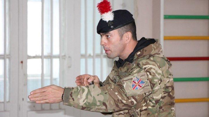 Британский инструктор рассказал о том, как обучал солдат ВСУ. Думал що в сказку попал!