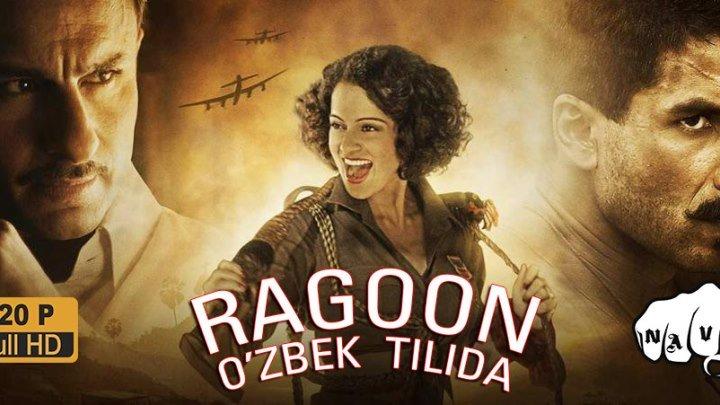 Ragoon / Рагоон (hind kino uzbek tilida) Primyera HD NAVI