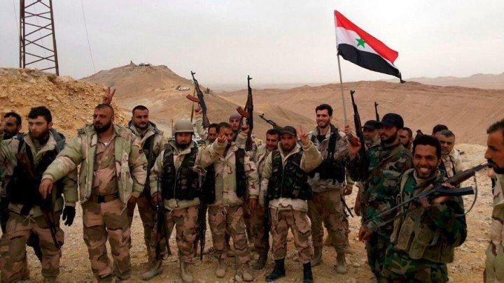 Пальмира снова свободна׃ армия Сирии выбила террористов из древнего города