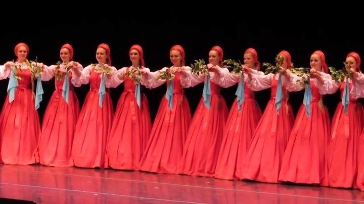 «Как русские делают это!» Иностранцев поразил русский танец «Березка»