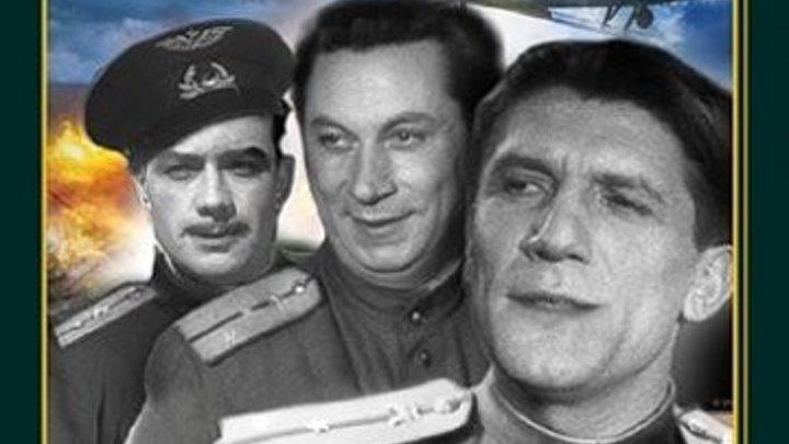 Небесный тихоход . 1945 г . Военный Комедия . СССР