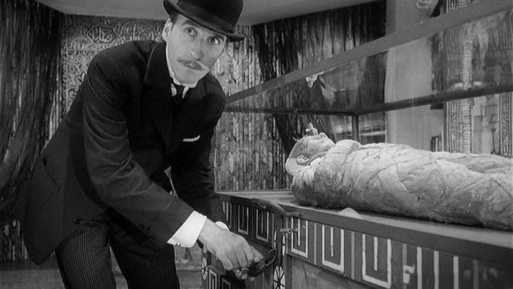 Шерлок Холмс и смертоносное ожерелье (1962) (Sherlock Holmes und das Halsband des Todes)