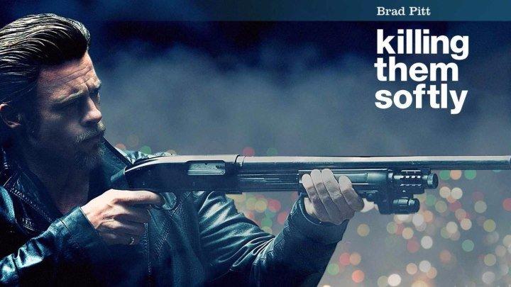 Ограбление Казино (2012) Триллер, драма, криминал HDRip от Scarabey D Брэд Питт, Ричард Дженкинс, Джеймс Гандольфини, Рэй Лиотта