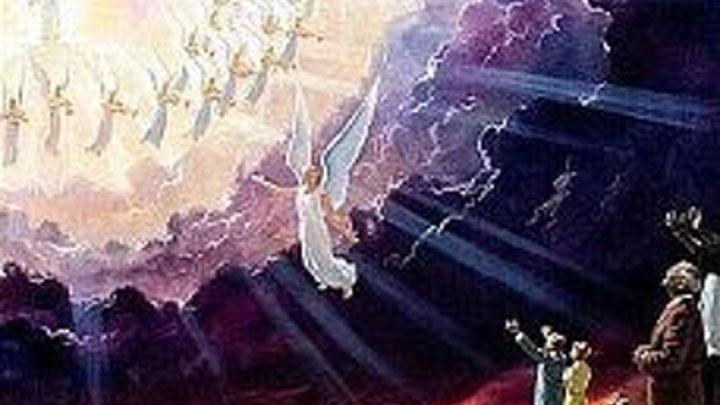 1 БОГ УЧИТ, КАК СЛЫШАТЬ ЕГО ГОЛОС И ЛИЧНЫМ ОТНОШЕНИЯМ С НИМ!