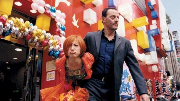 Васаби. 2001. комедия триллер боевик криминал