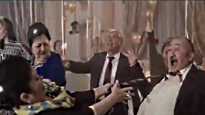 Сумасшедшая казахская свадьба
