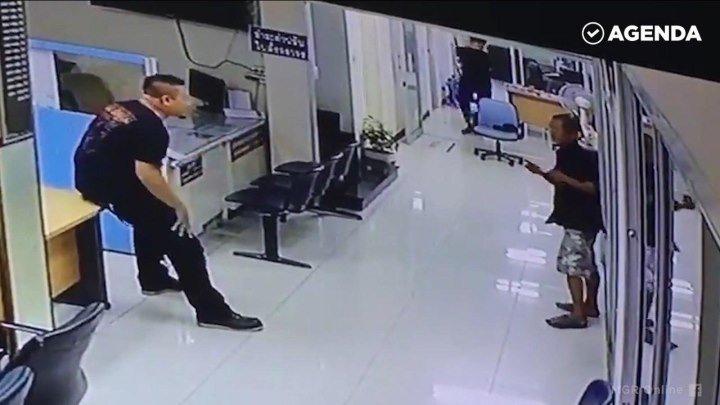 Поступок настоящего офицера