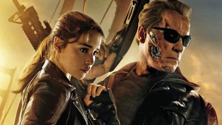 Terminator Genisys, 2015 фантастика, боевик, триллер
