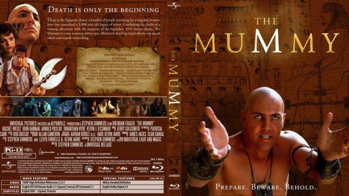 The Mummy / Мумия (1999)Приключения.США.