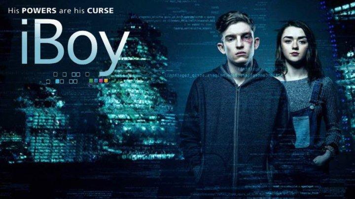 IБой HD(2017) 1О8Ор.Триллер,Фантастика,Боевик,Криминал_Англия