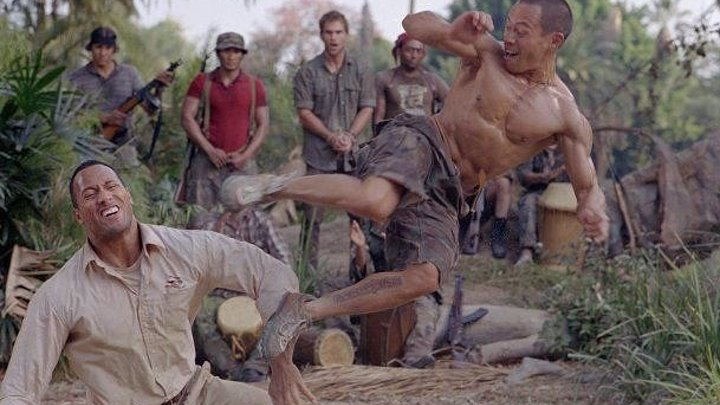 Сокровище Амазонки (США 2003 HD) Боевик, Приключения, Комедия, Триллер