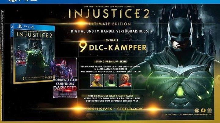 Injustice 2 — Часть 3 Отважные и смелые (Зелёная Стрела и Чёрная Кошка )