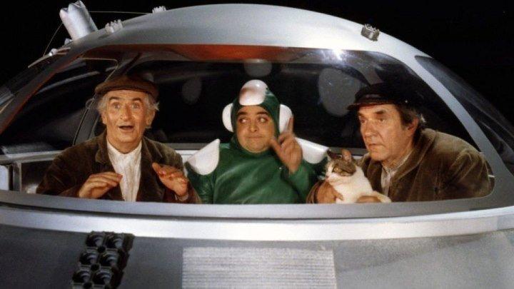 Суп из капусты (Франция 1981 HD) Фантастика, Комедия (Дублированный ☭)