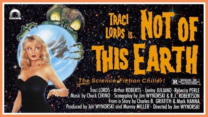 Из другого мира / Not of This Earth (США 1988 HD) 18+ Ужасы, Фантастика, Комедия ツ