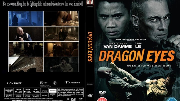 ГЛАЗА ДРАКОНА //Очи Дракона (2012) Боевик,Драма,Криминал