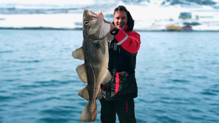 Без Денег в Норвегии. Рыбалка