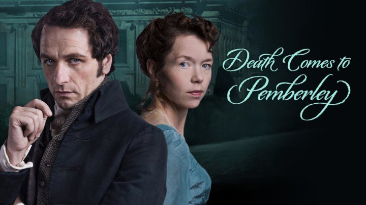 Death Comes to Pemberley 2013 (Part 1 of 3) - Matthew Rhys, Anna Maxwell Martin, Matthew William Goode, Jenna Coleman, James Norton