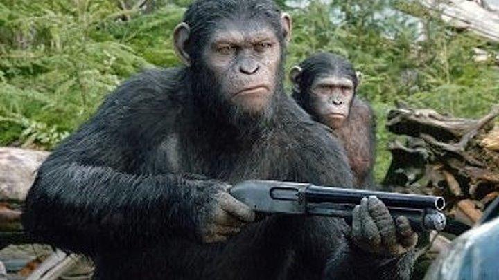Планета обезьян_ Революция (2014)