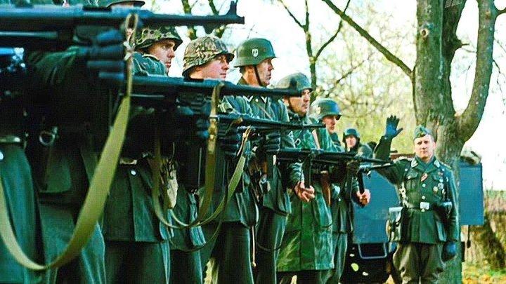 Сильный Военный Фильм о КАПИТАНЕ КГБ