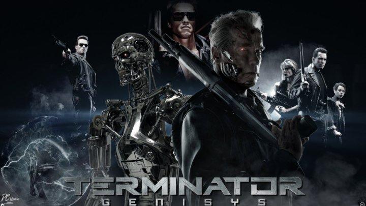 Терминатор 5_ Генезис (2015).(фантастический триллер, боевик)