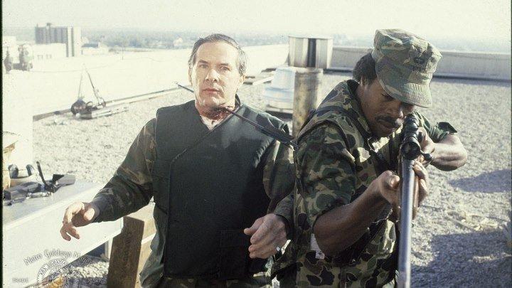 ретро- фильм Месть ниндзя. 1983 боевик, триллер, драма, криминал, ...