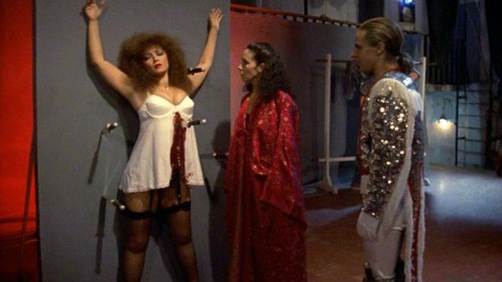 Святая Кровь / Santa Sangre (Италия, Мексика 1989 HD) Ужасы, Фэнтези, Триллер, Драма