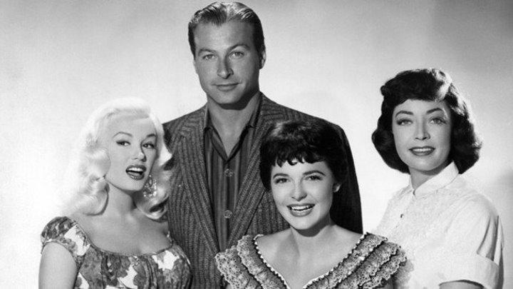 The Girl in Black Stockings 1957 - Anne Bancroft, Lex Barker, Mamie Van Doren, Marie Windsor