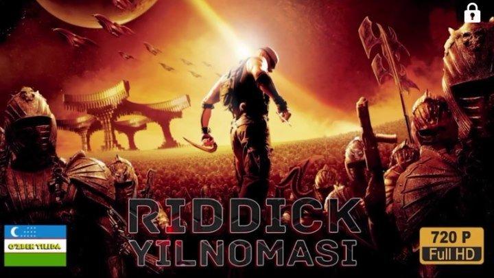 Ridick yilnomasi (õzbek tilida) Keng qamrovli film kinoni miriqib tomosha qiling HD 480p