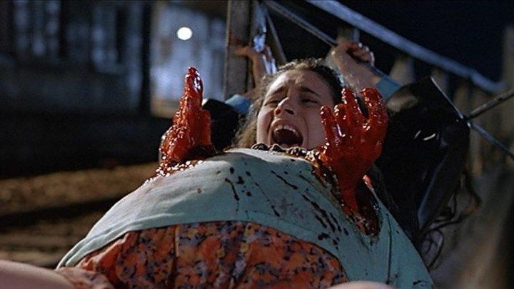 Дитя крови-Зло внутри. 1990. Ужасы.