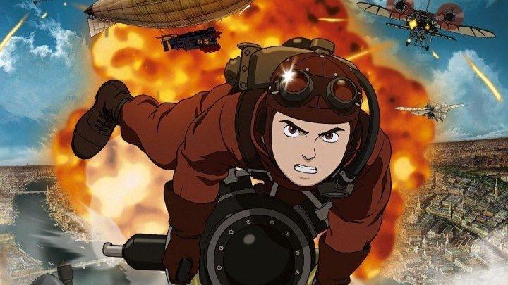 Мультфильм СТИМБОЙ (Аниме, фантастика, боевик, приключения, 18+) HD