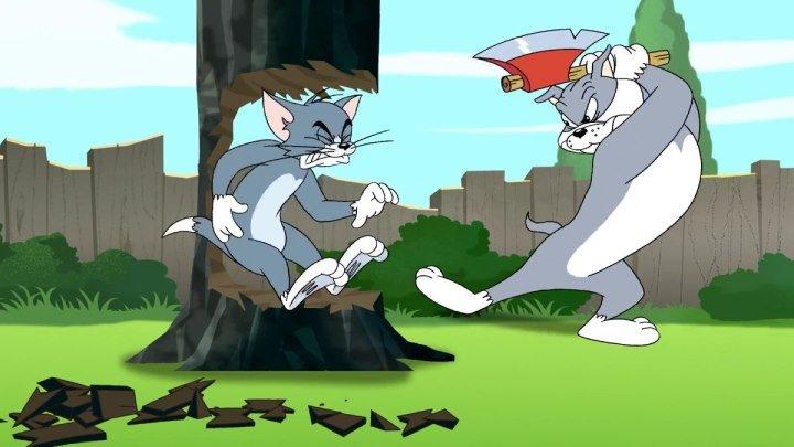 Том.и.Джерри.Быстрый.и.бешеный. Комедия мультфильмы приключения