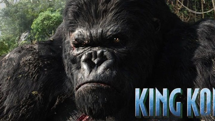 King Kong - Horij kino O'zbek Tilida.