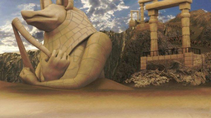 Пески забвения.2007. фэнтези, боевик, приключения, ...