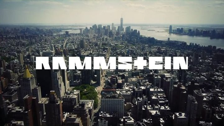 Rammstein - In Amerika + Bonus DVD (2015, документальный, музыка)