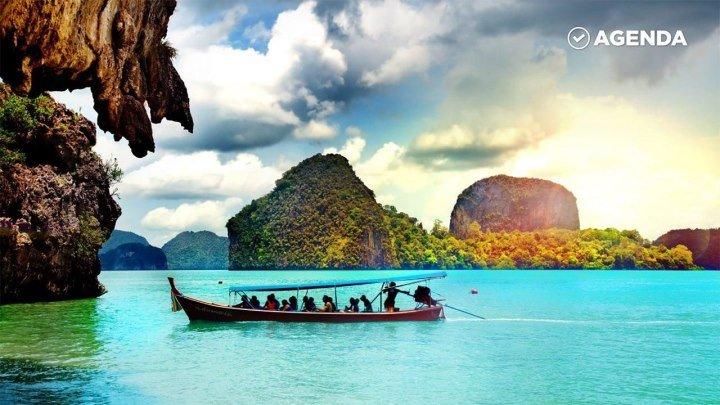 Острова Пханг нга. Таиланд.