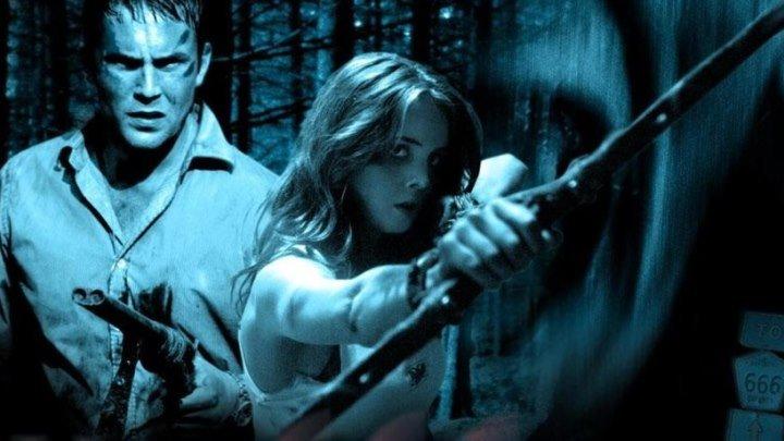 Поворот не туда HD(2003) триллер, ужасы
