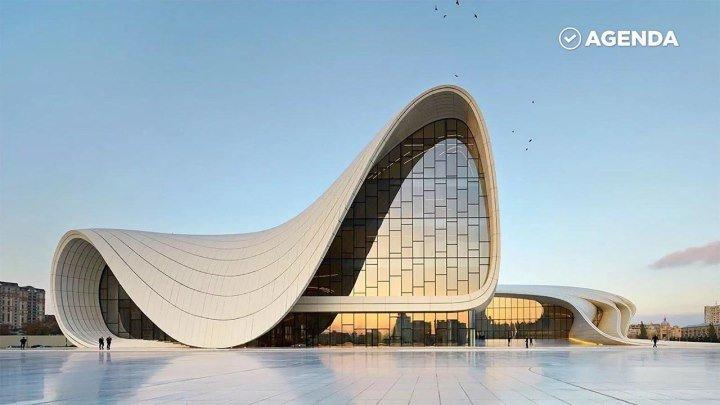 Шедевры архитектуры от Захи Хадид